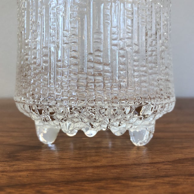 Mid-Century Modern 20th Century Scandinavian Tapio Wirkkala Glasses - Set of 4 For Sale - Image 3 of 9