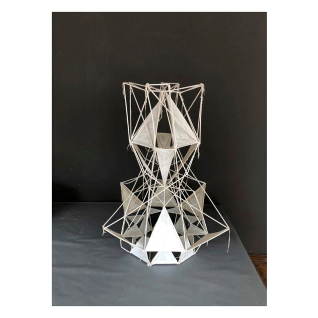 Kite Sculpture 'Duchess' by Polly Yates For Sale In Chicago - Image 6 of 6