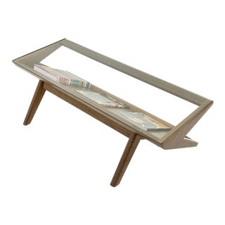Magazine Coffee Table For Sale
