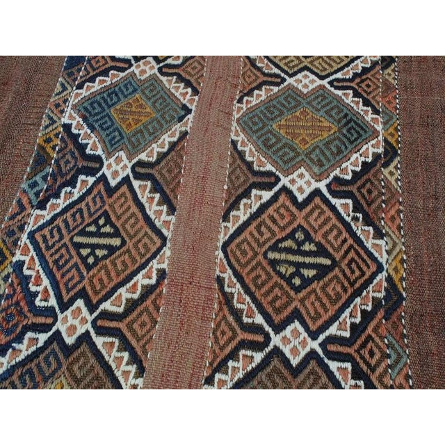 "Textile Anatolian ""Grain Sack"" For Sale - Image 7 of 9"