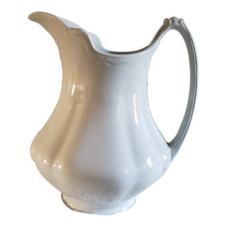 W.H. Grindley & Company Pitcher For Sale