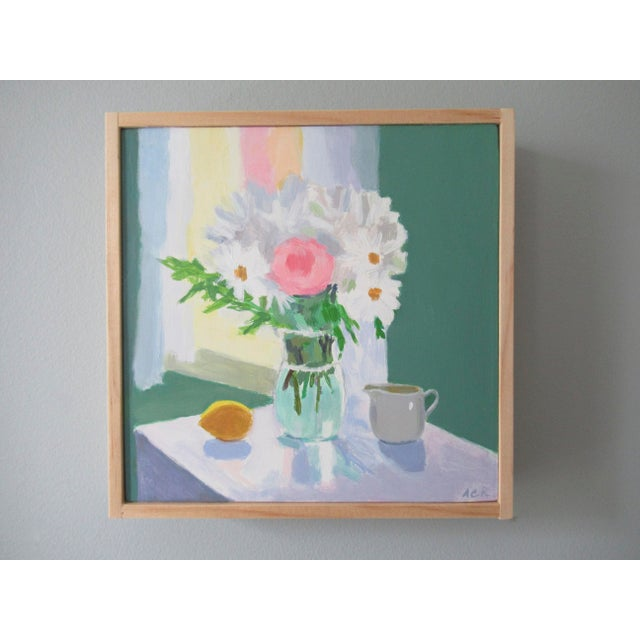 Anne Carrozza Remick Bouquet, Lemon and Creamer by Anne Carrozza Remick For Sale - Image 4 of 5