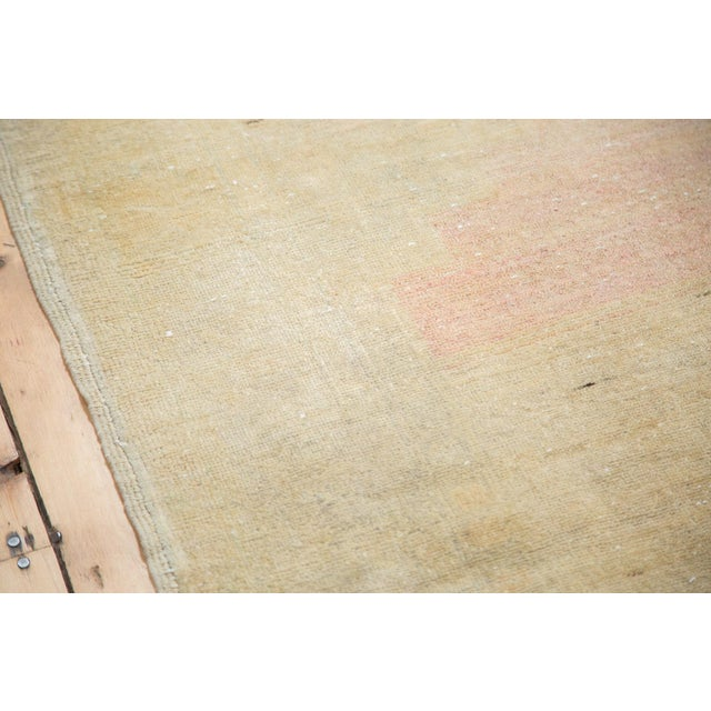 """Contemporary Distressed Oushak Rug - 5' X 7'6"""" For Sale - Image 3 of 9"""