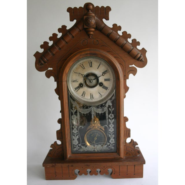 Jacot's Regulator Mantel Clock - Image 2 of 6