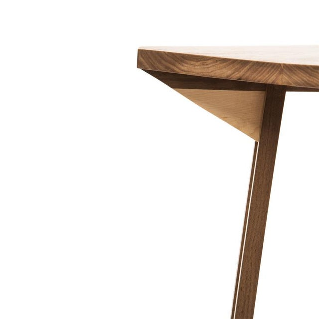 Contemporary Honeycomb Table For Sale - Image 3 of 4