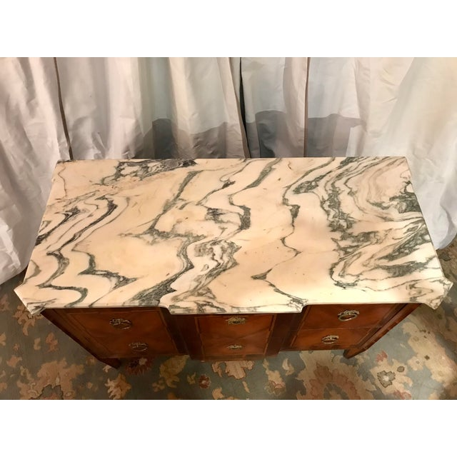 Italian 19th Century Two Drawer Commode For Sale - Image 6 of 8