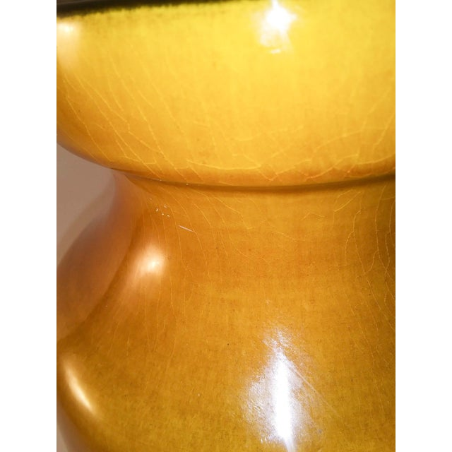 1960s Electricfied Mid-Century German Vase For Sale - Image 5 of 7