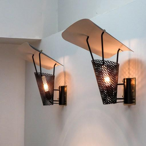 Jacques Biny Wall Lamps - A Pair For Sale - Image 10 of 10