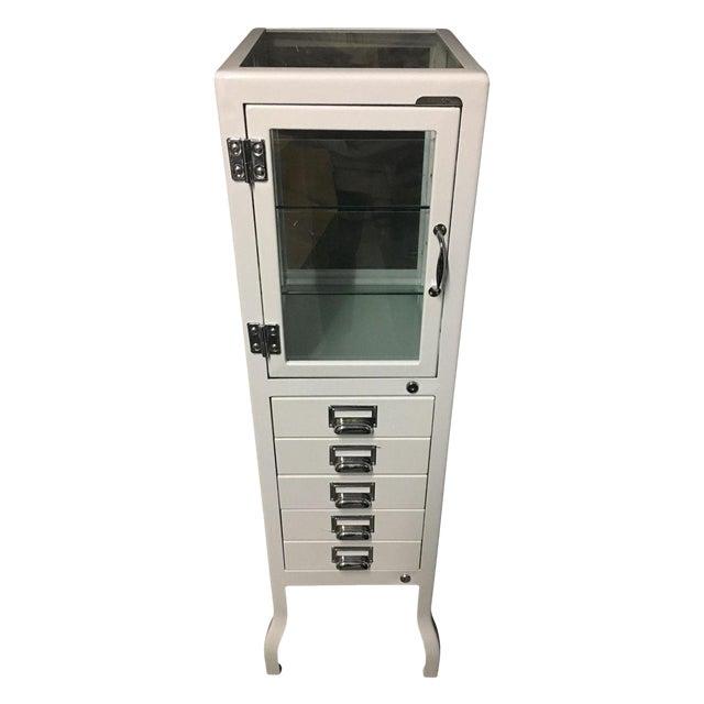 Restoration Hardware Pharmacy Cabinet For Sale