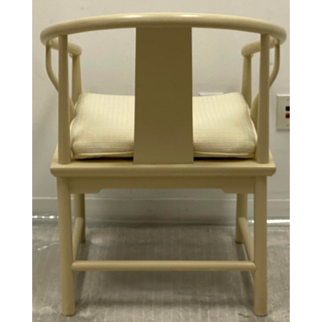 Baker Furniture Company Ming Style Dining Chairs by Baker Furniture - Set of 6 For Sale - Image 4 of 7