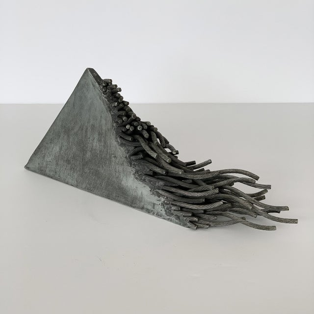 Bella Feldman Abstract Sculpture, Out of Egypt For Sale In Chicago - Image 6 of 12