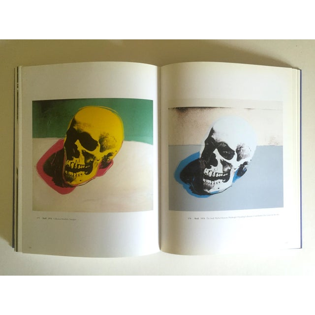 """Andy Warhol """" Andy Warhol Retrospektive """" Rare 1st Edtn Vintage 2001 German Exhibition Collector's Hardcover Art Book For Sale - Image 4 of 13"""
