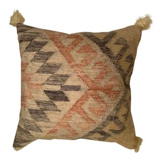 Ashik Kilim Throw Pillow For Sale
