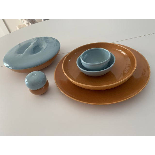 1940s Iroquois Casual China by Russell Wright - 8 Pieces For Sale - Image 13 of 13