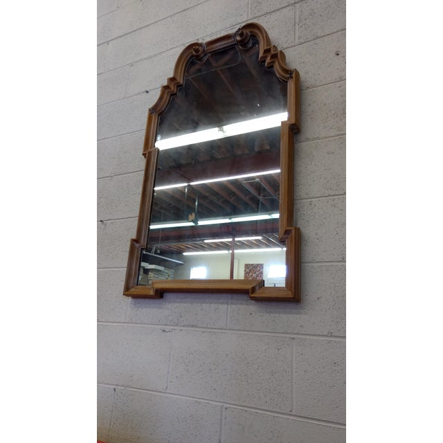 Vintage Ethan Allen Italian Made Gold Mirror - Image 7 of 7