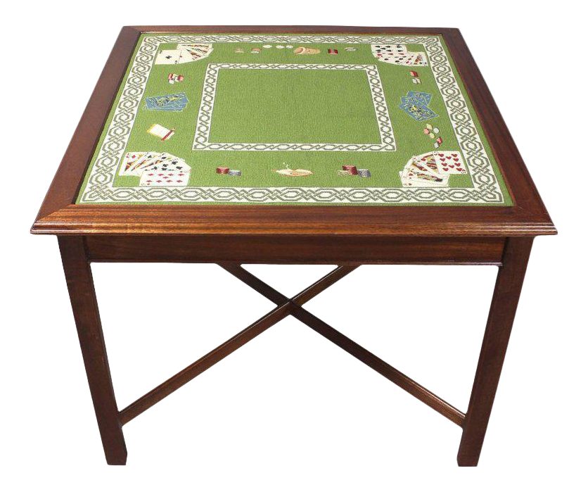 Vintage Used Card Game Tables For Sale Chairish
