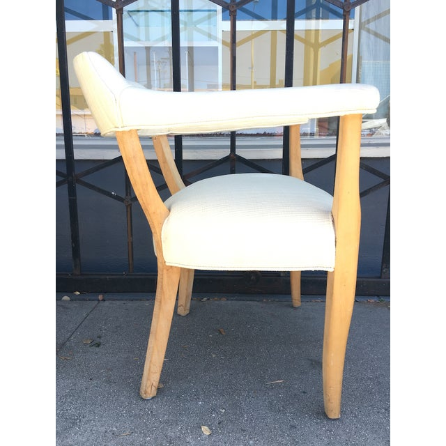 Mid-Century Sculptural Armchairs - A Pair - Image 9 of 11