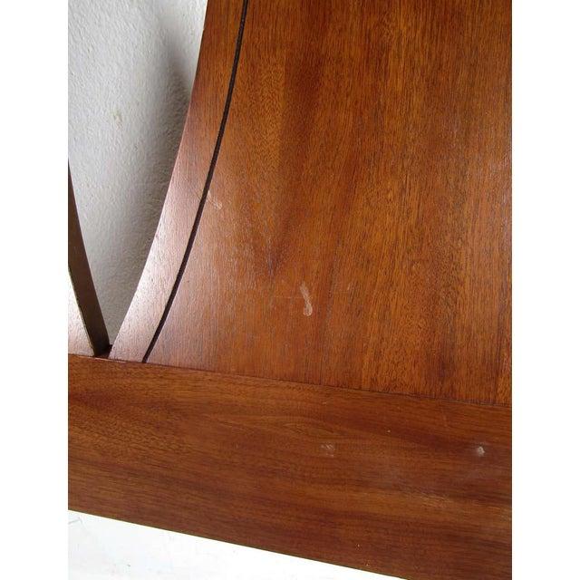 Mid-Century Modern Headboard For Sale - Image 4 of 9