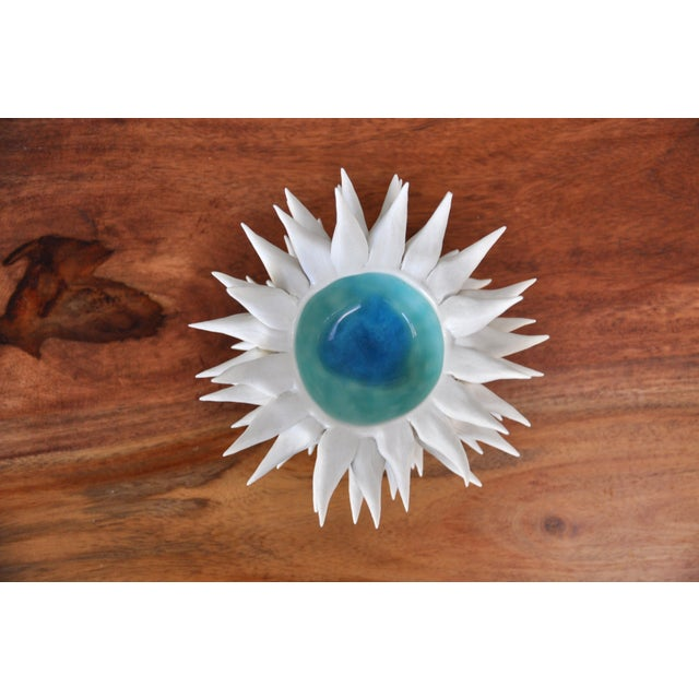 Micro Urchin Bowl in Copper Blue - Image 3 of 6