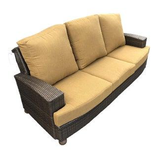 Hularo Outdoor Synthetic Fiber Sofa