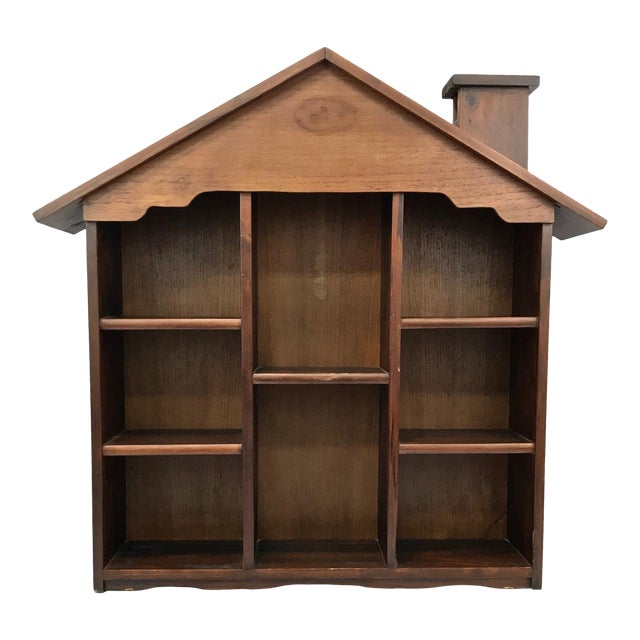 Child's House Bookcase For Sale