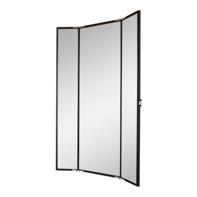 Black BellaVista Wall Mirror - Image 1 of 4