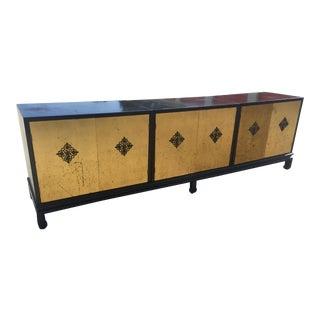 1970s Vintage Century Furniture Credenza - 3 Pieces For Sale