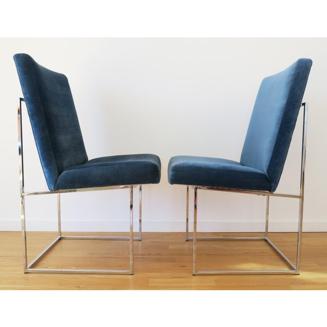 Mid-Century Milo Baughman for Thayer Coggin Rosewood Table and Dining Chairs Set For Sale - Image 9 of 10