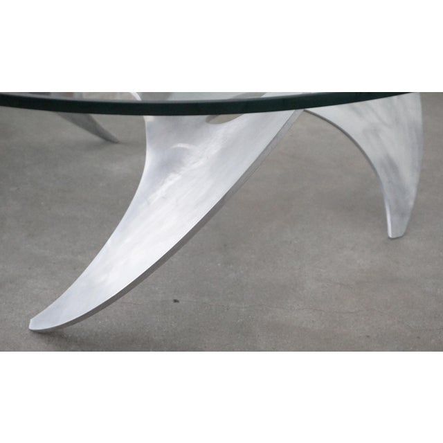 Knut Hesterberg Propeller Cocktail Table For Sale - Image 5 of 6