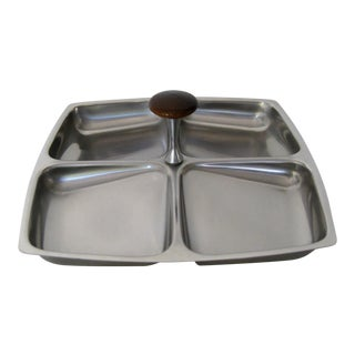 Stainless Steel Serving Dish