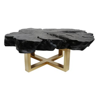Lychee Stump Coffee Table For Sale