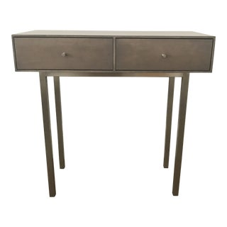 Minimalist Room & Board Hudson Console Table