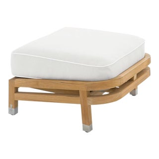 Summit Furniture Linley Footrest For Sale