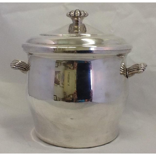 Vintage Paul Revere Silver Plate Ice Bucket - Image 2 of 6