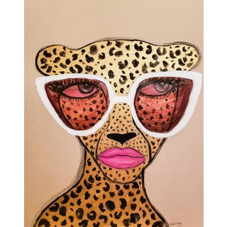 Glam Cheetah in Shades For Sale