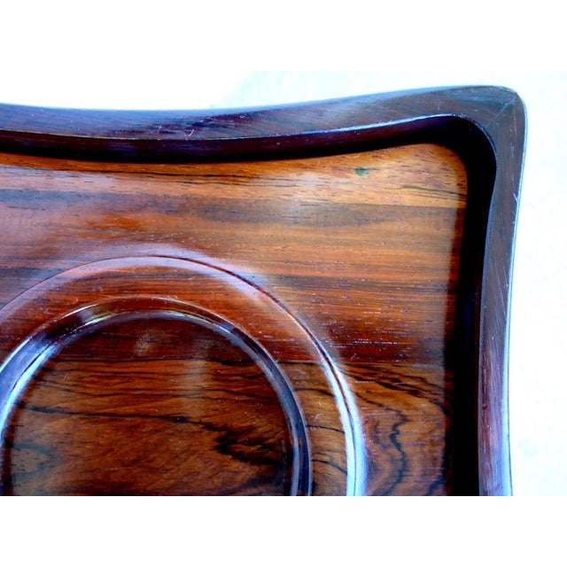 Rosewood Ice Bucket by Jens Quistgaard for Dansk For Sale In West Palm - Image 6 of 7