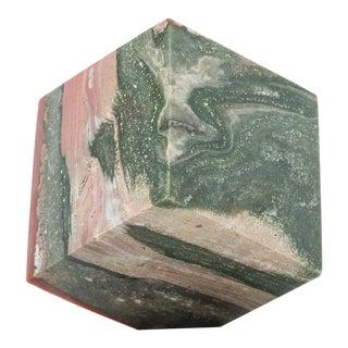 Ocean Jasper Cube For Sale