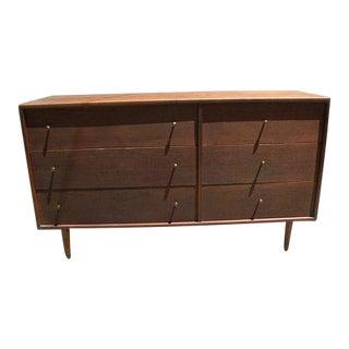 1960s Mid Century Modern Teak Chest Dresser