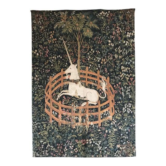 1970s Vintage Jp Paris Panneaux Gobelins Tapestry For Sale