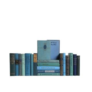 Ocean Blue Classics - Twenty Decorative Books