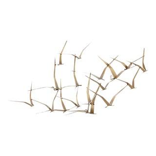 "Curtis Jere ""Birds in Flight"" Wall Sculpture"
