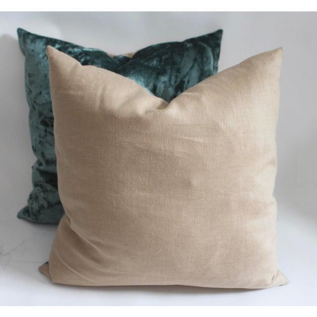 Velvet Pillows - Image 4 of 4