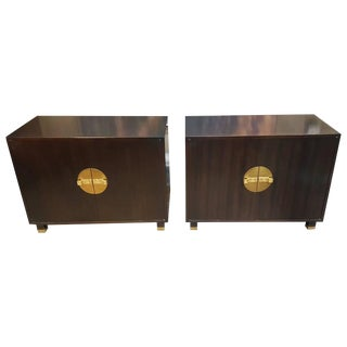 Mid-Century Modern Cabinets - a Pair For Sale