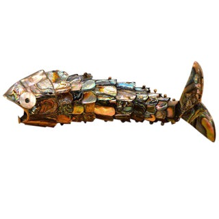 Fish Sculpture Bottle Opener For Sale