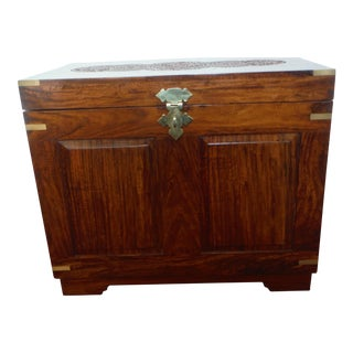 Oriental Hope Chest