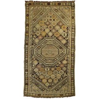 Antique Caucasian Shirvan Rug For Sale