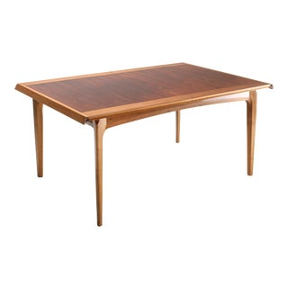 1960s De Coene 'Madison' Extendable Dining Table, Belgium For Sale