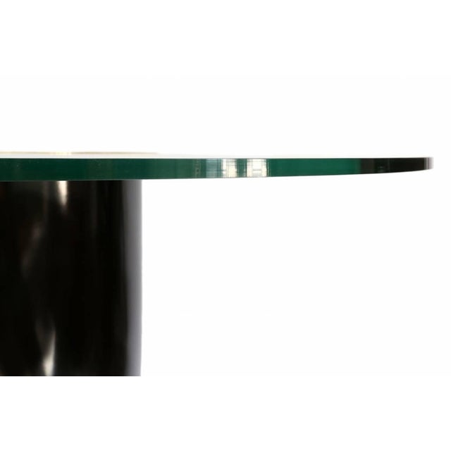 "Gold Christian Krekels ""Escalade"" Dining Table For Sale - Image 8 of 9"