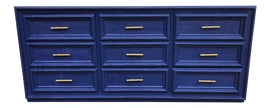 Image of Blue Dressers and Chests of Drawers