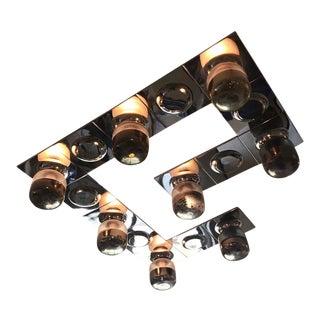 1970s Staff Leuchten Modular Ceiling/Wall Lighting System For Sale